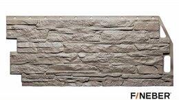 Фасадные панели - Фасадные панели FineBer Скала, 0