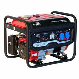 Электрогенераторы - Бензиновый генератор Elitech БЭС 3000 , 0