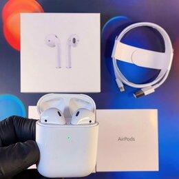 Наушники и Bluetooth-гарнитуры - AirPods (новые), 0