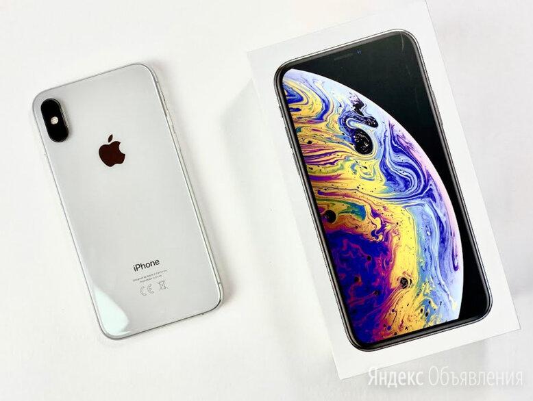 iPhone XS 64 гб/Чек/Доставка/Гарантия/2 sim по цене 27000₽ - Мобильные телефоны, фото 0