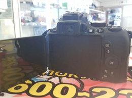 Фотоаппараты - Зеркальная фотокамера Nikon D5500 Body, 0