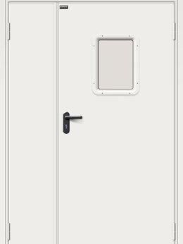 Входные двери - Противопожарная дверь ДПО-1,5, 0