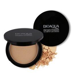 Для лица - Прессованная пудра Bioaqua Makeup Professional, 0