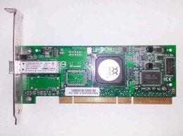 Сетевые карты и адаптеры - Контроллер HBA Qlogic ISP2312 PCI-X, 0