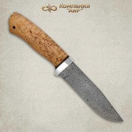 Аксессуары и комплектующие - Нож Турист Златоуст из дамасской стали ZD-0803…, 0