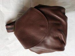 Рюкзаки - Сумка-рюкзак из натуральной кожи, 0