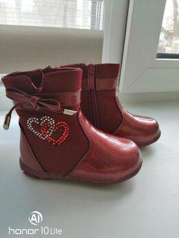 Обувь для малышей - Сапожки на девочку, 0