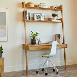 Компьютерные и письменные столы - Рабочий стол стеллаж, 0