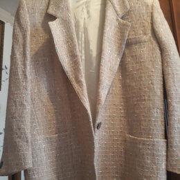 Пиджаки - женский пиджак с люрексом, 0