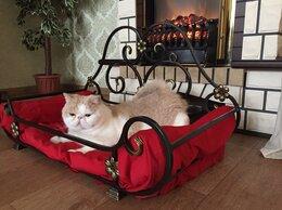 Лежаки, домики, спальные места - Лежанка для животных , 0