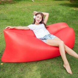 Походная мебель - Надувной диван LamzacФрут (Ламзак) красный, 0