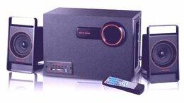 Компьютерная акустика - Акустическая система 2.1 K-3 S3201SD…, 0