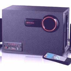 Компьютерная акустика - Акустическая система 2.1 K-3 S3201SD 35 (15+2x10) Вт.  SD, USB, ПДУ, 0