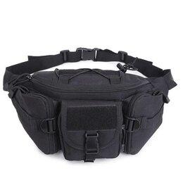 Дорожные и спортивные сумки - Тактические сумки поясные, 0