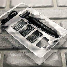Машинки для стрижки и триммеры - Бритвенный станок для стрижки бороды, 0