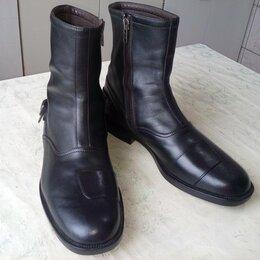 Сапоги - 🇮🇹 Hogan (размер 44+) сапожки Италия, оригинал, 0