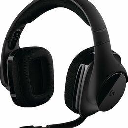 Наушники и Bluetooth-гарнитуры - Наушники с микрофоном LOGITECH G533 Wireless…, 0