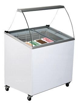 Прочее оборудование - Витрина для мороженого UGUR UDR 5 SCE, 0