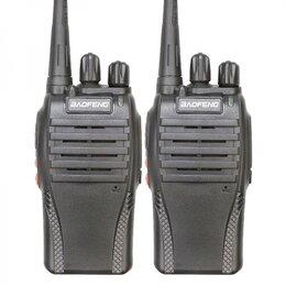 Рации - Рация baofeng BF-999S (UHF) тонкая мощная, 0