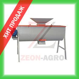Производственно-техническое оборудование - Смеситель горизонтальный для комбикорма СГ1-1, 0