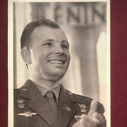 Фотографии, письма и фотоальбомы - Фото Ю.Гагарин 1962 г., 0