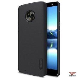 Чехлы - Пластиковый чехол для Motorola Moto G6 черный…, 0