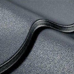 Кровля и водосток - Стильная металлочерепица Viking E, цвет чёрный, 0