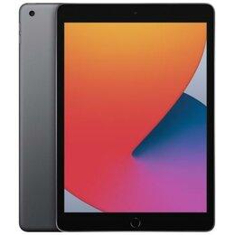 Планшеты - Apple iPad 10.2 (2020) 32GB Wi-Fi Space Gray, 0