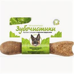 Корма  - Деревенские лакомства Зубочистики Косточка для…, 0