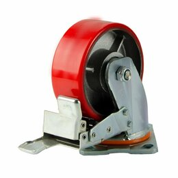 Прочее - Большегрузное колесо с полиуретановой шинкой…, 0