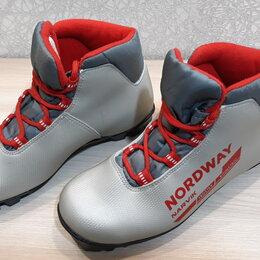 Ботинки - Лыжные ботинки детские NORDWAY р.35 NNN, 0