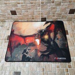 Коврики для мыши - Коврик для мыши Игровой (437x250x 3)  (Дракон), 0