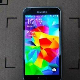 Мобильные телефоны - Смартфон Samsung S5, 0