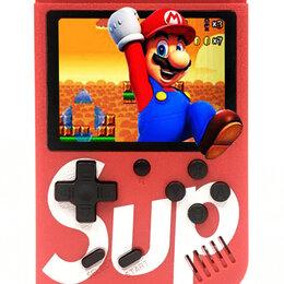 Игровые приставки - Приставка 400 игр + джойстик (подключение к тв) , 0