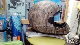 Мотоэкипировка - Шлем кроссовый, 0