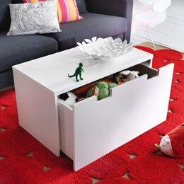 Хранение игрушек - Новый ящик + скамья Стува Фритидс Икеа, 0