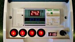 Грили, мангалы, коптильни - Автоматика для коптильни с нагнетателем воздуха, 0