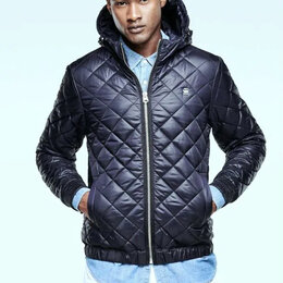 Куртки - G-star Raw Meefic Quilted Hooded JKT, 0
