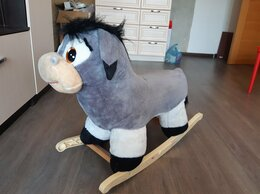 Каталки и качалки - Лошадь качалка, 0