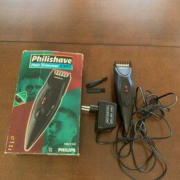 Машинки для стрижки и триммеры - Машинка для стрижки волос, триммер Philishave c 242 от PHILIPS, 0