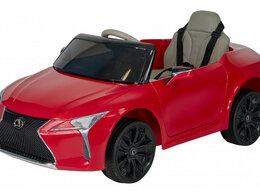 Машинки и техника - Детский электромобиль (2020) LEXUS S2110 (12V,…, 0