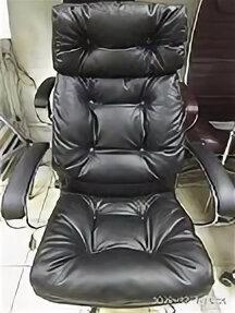 Компьютерные кресла - КРЕСЛО РУКОВОДИТЕЛЯ СЕНАТОР LK -14 КОЖА, 0