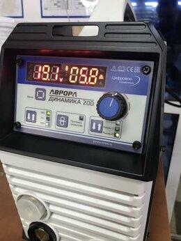 Сварочные аппараты - Сварочный полуавтомат АВРОРА Динамика 200, 0