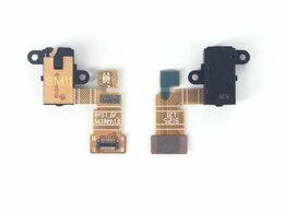 Шлейфы - Шлейф для Sony Xperia XA1 (G3112) разъем гарнитуры, 0