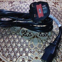 Кабели и разъемы - Набор 2: Cиловой data кабель, ДВП 4-2, ДПБ 0978 К-2, 0