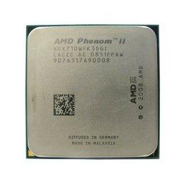 Процессоры (CPU) - Процессор AM3 AMD Phenom 2 (HDX710WFK3DGI) 2.6 ГГц, 0