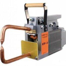 Наборы электроинструмента - Аппарат точечной сварки FoxWeld ктр8 Клещи (Новый), 0