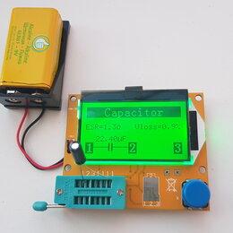 Измерительные инструменты и приборы - ESR тестер Mega 328 LCR-T4 + батарейка, 0