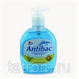 Мыло - ANTIBAC антибакт.жидкое мыло 330мл пуш-пул Увлажнение, 0