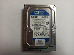 "Внутренние жесткие диски - HDD 3,5"" WD Blue 500Gb, 0"